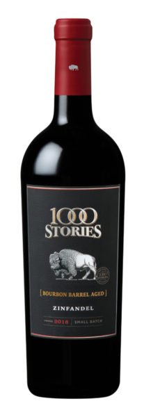 1000 Stories Bourbon Barrel Aged Zinfandel Vct Norway